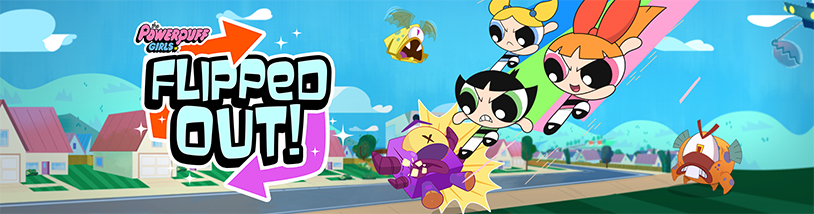 Powerpuff Girls: Flipped Out!