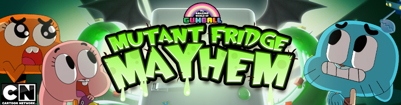 Gumball - Mutant Fridge Mayhem for iOS